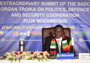 Mor el tercer ministre de Zimbàbue per coronavirus en una setmana