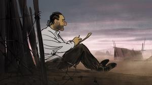 Fotograma de la película de animación 'Josep'.