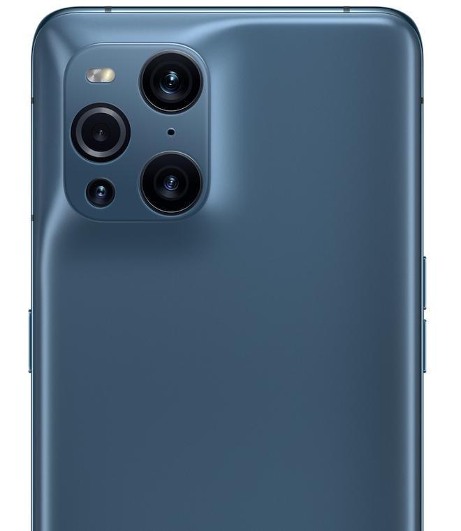Oppo Find X3 Pro, cámaras.