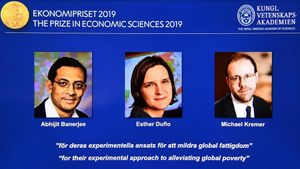 Nobel de Economía: Banerjee, Duflo y Kremer ganan el premio de 2019