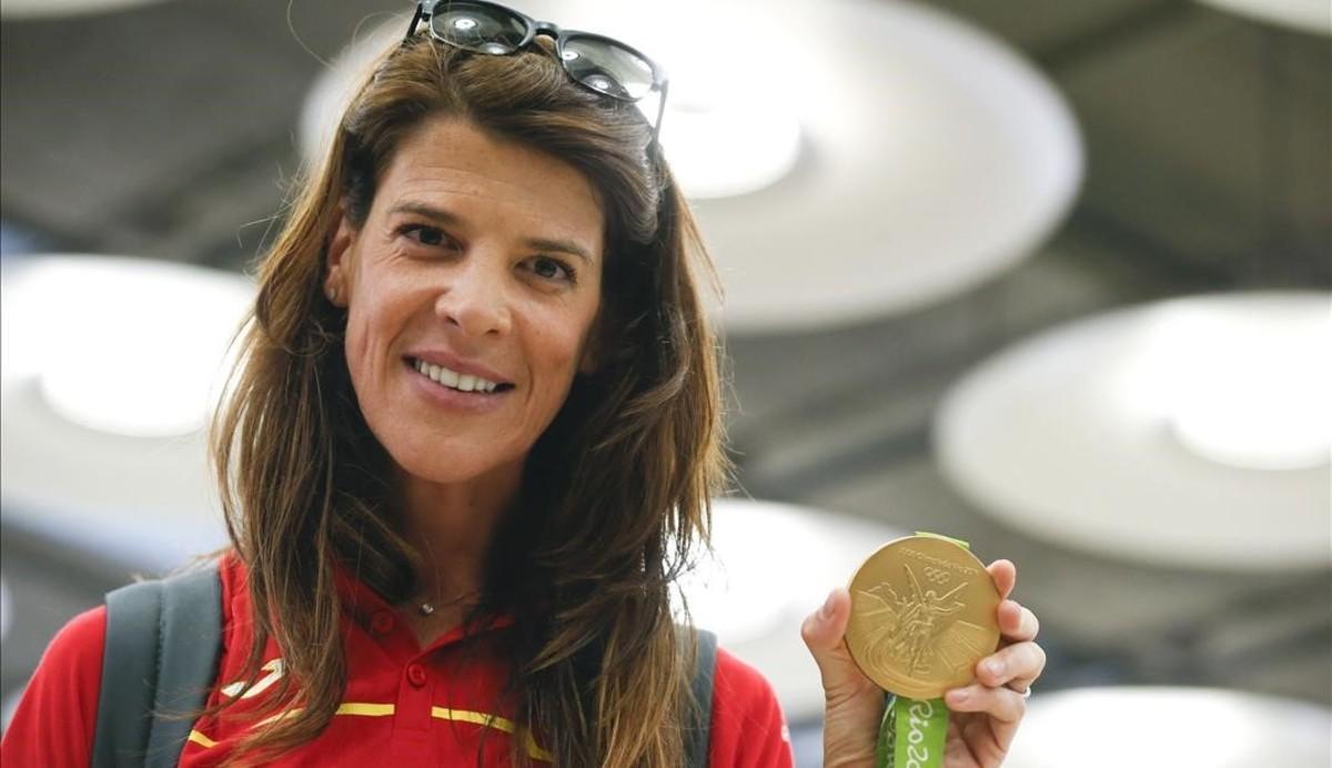 El TAS confirma el bronze olímpic de Beitia a Londres 2021