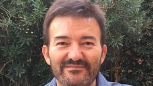 José Manuel Calvente, en la foto que mostraba de él Podemos cuando dirigía los servicios jurídicos del partido.