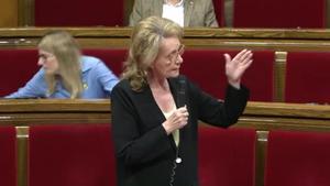 Vilallonga: «També es parla massa castellà al Parlament»