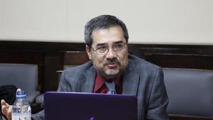 internacional entrevista a Alberto Yepes