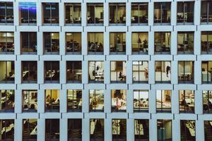 Edificio de oficinas en Barcelona