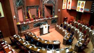 Imagen de la Asamblea Regional de Murcia.