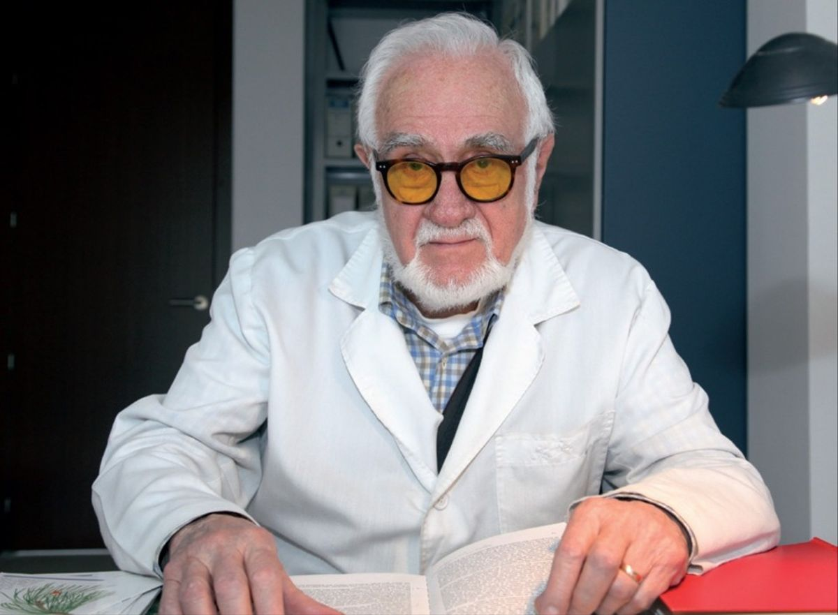 Fallece a los 98 años el botánico Pedro Montserrat, gran especialista en flora del Pirineo