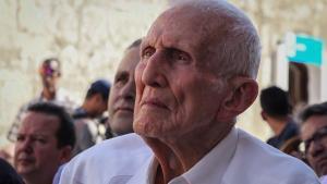 José Ramón El Gallego Fernández, líder histórico de la Revolución Cubana ha muerto el 6 de enero en La Habana