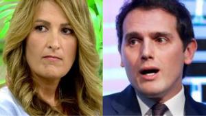 L'aplaudida resposta de Laura Fa ('Sálvame') a Albert Rivera pel seu polèmic tuit