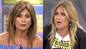 Carlota Corredera i Gema López, enfrontades a 'Sálvame': «Acabes de tirar el teu propi programa»