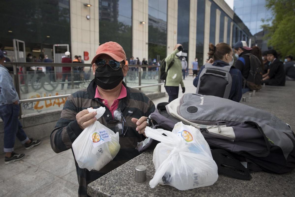 El Banc dels Aliments de Barcelona alerta de la falta de provisions per a la tardor