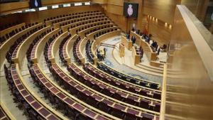 Ciutadans es queda sense grup al Senat i perdrà gairebé 400.000 euros a l'any