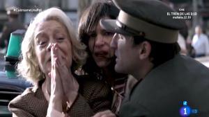 El atentado del Hipercor de Barcelona, en 'Cuéntame...' (TVE-1).