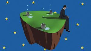 'Brexit', amb angoixa i sense dreceres