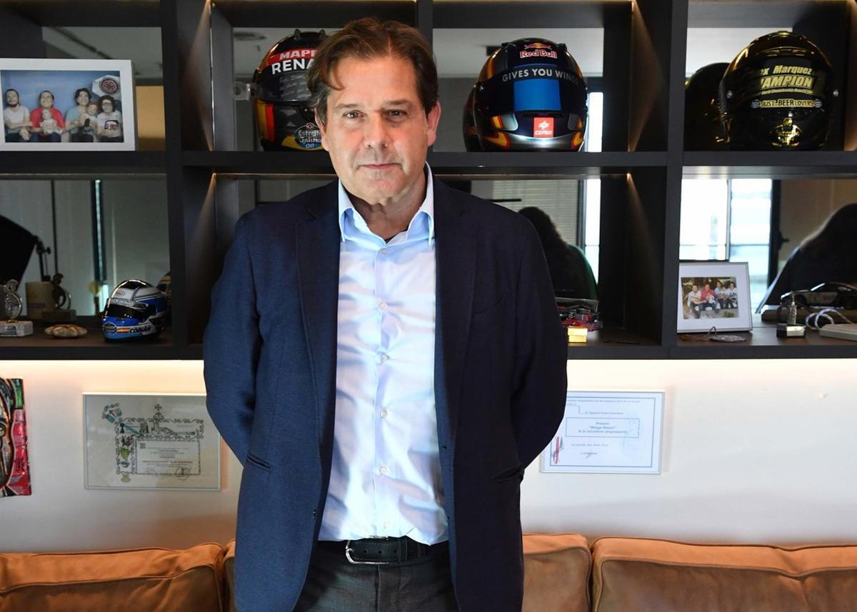Ignacio Rivera, consejero delegado de Hijos de Rivera (Estrella Galicia)