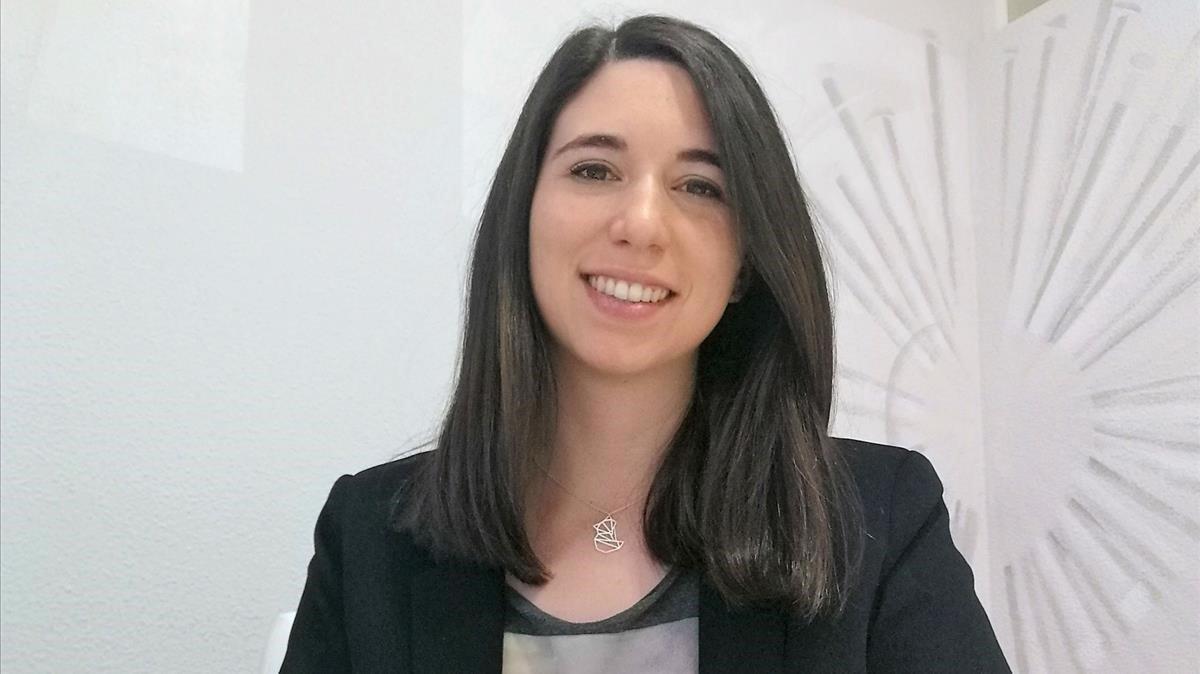 Tatiana Lacruz, psicóloga especialista en trastornos de la conducta alimentaria de la Universidad Autónoma de Madrid (UAM).