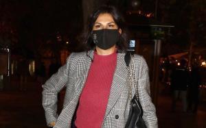 Raquel Perera, en la noche madrileña.
