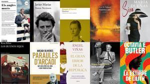 200 llibres recomanats per encertar per Sant Jordi 2021