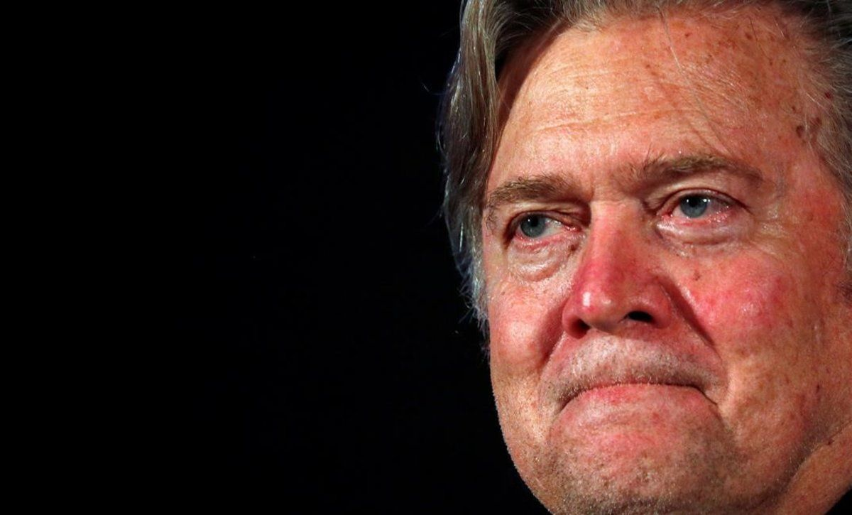 Steve Bannon: el apóstol del odio