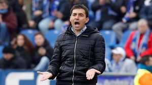 L'Alabès destitueix Garitano després de 5 derrotes consecutives