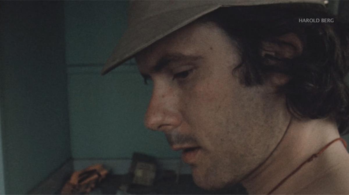 Fragmento de 'My summer '77 with Gordon Matta-Clark'