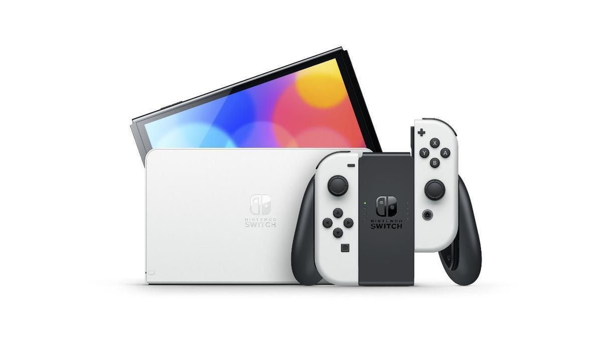 Nuevo modelo de Nintendo.