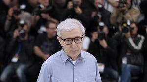 El controvertido director estadounidense Woody Allen, en el Festival de Cannes del 2016.