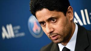 El president del PSG i l'ex-secretari general de la FIFA, acusats de corrupció per l'adjudicació dels drets, de TV