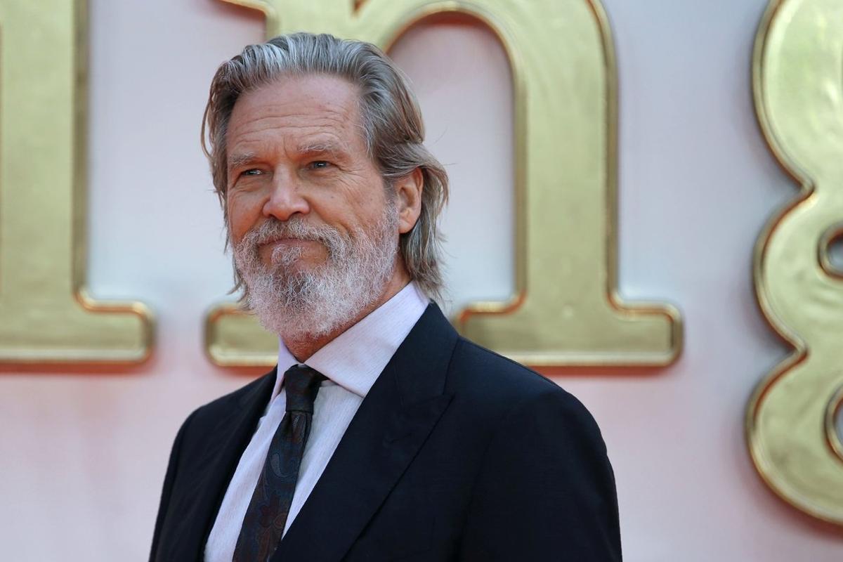El actor Jeff Bridges, en una imagen del 2017.