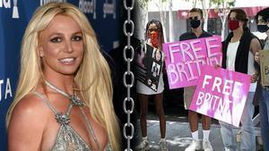 Free Britney: La cantante atrapada por la tutela de su padre.
