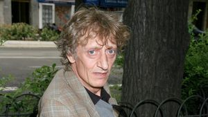 El actor Quique san Francisco, en una imagen de archivo.