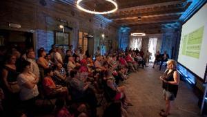 Presentación de la Fiesta Mayor de Sabadell 2016.