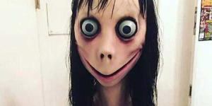 La imagen de 'Momo', el peligroso reto de las redes sociales, ha reaparecido en el Reino Unido.