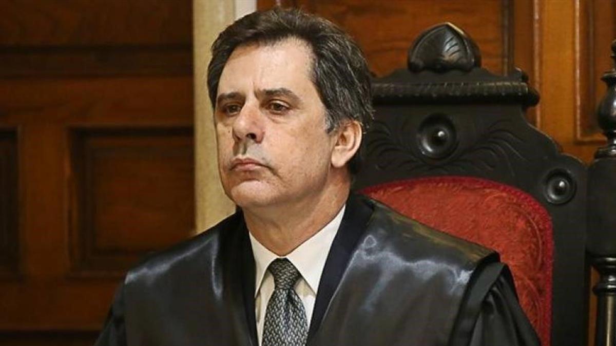 El fiscal jefe de Salamanca, Juan José Pereña.