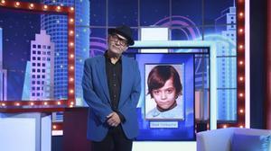 José Corbacho, en el programa 'Juego de niños' (TVE-1).