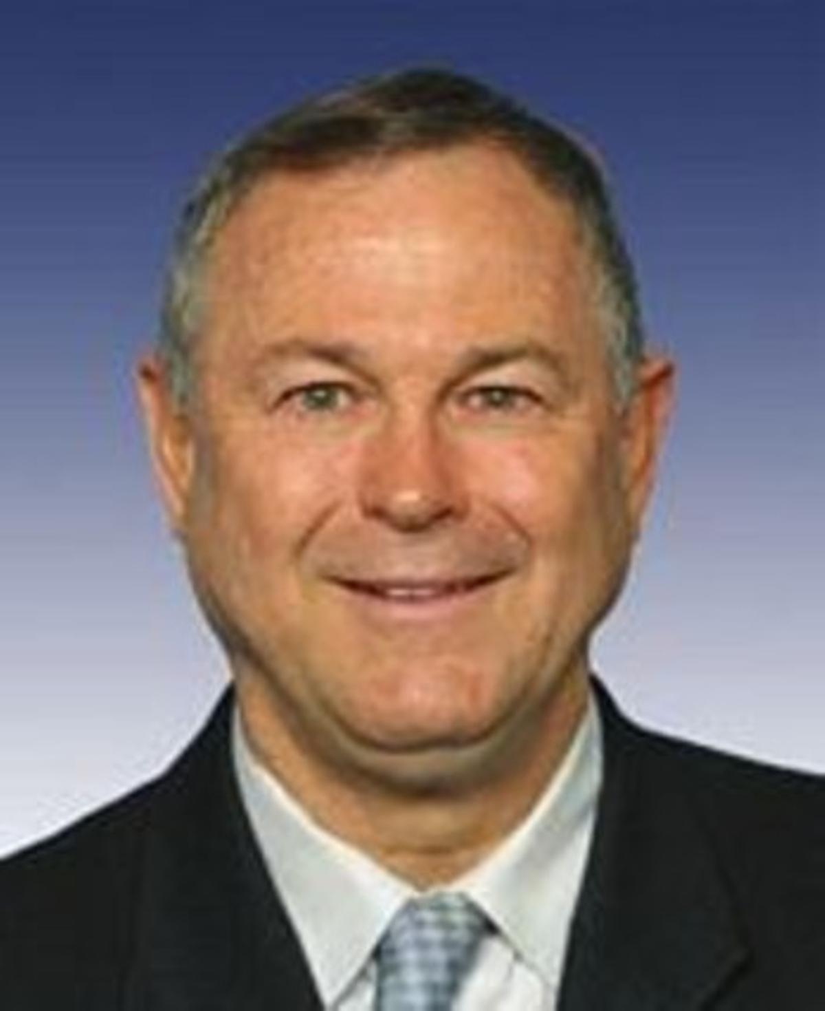 El republicano Dana Rohrabacher, presidente del subcomité de Asuntos Exteriores del Congreso para Europa y Eurasia.