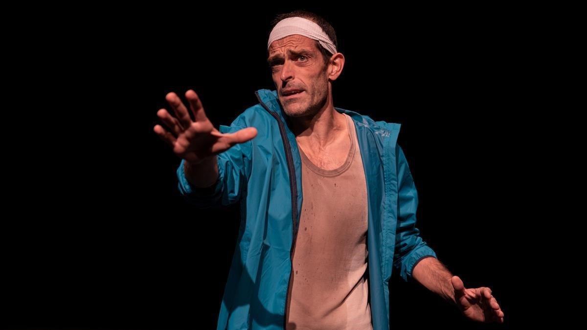 Melcior Casas interpreta el monólogo deDavide Carnevali.