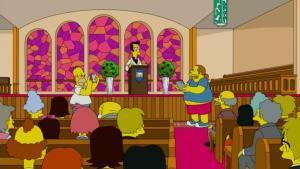 Imagen de la serie de la cadena Fox 'Los Simpson'.