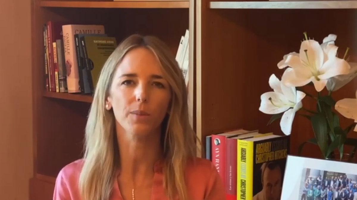 Declaraciones de la exportavoz del PP en el Congreso de los Diputados, Cayetana Álvarez de Toledo, quien ha censurado, en un nuevo canal en 'Youtube', el papel que le ha otorgado el partido de Pablo Casado desde que el pasado mes de agosto acordó relevarla como portavoz en el Congreso.