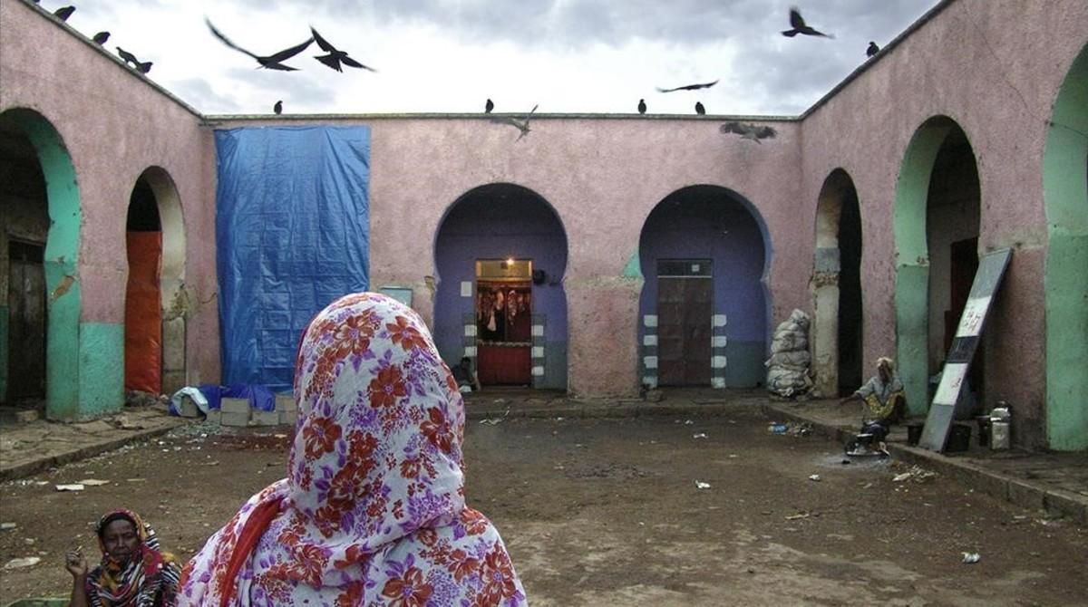 Imagendel documental 'Etiopia'.