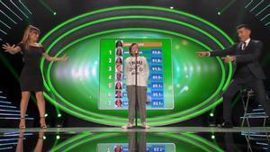 Actuación de la primera gala de ''Los Rankings' de 'Idol Kids'.