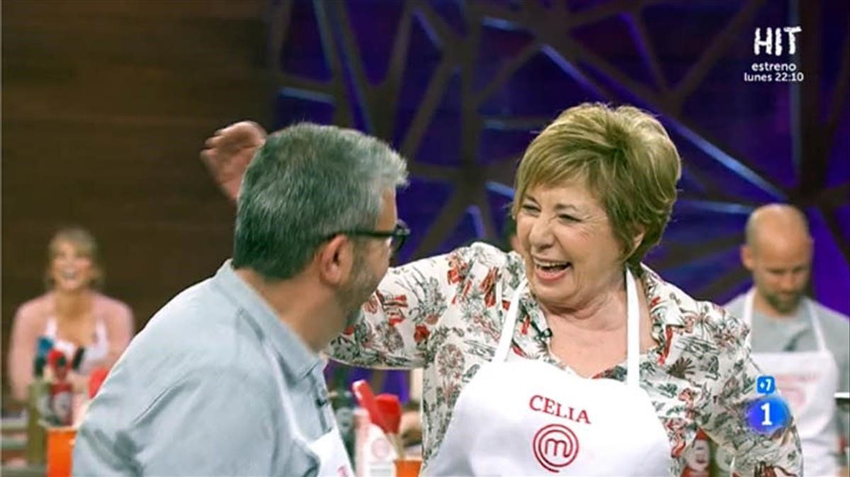 La cuinera Villalobos socarrima Aznar