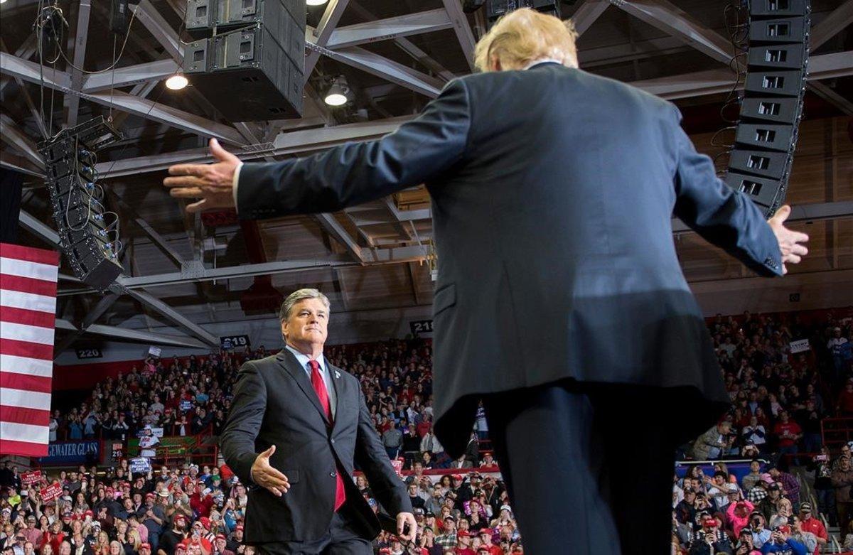 Trump aúpa a los medios de la extrema derecha