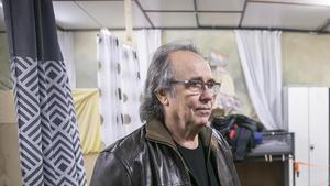 El cantautor catalán Joan Manel Serrat, en diciembre del 2016.