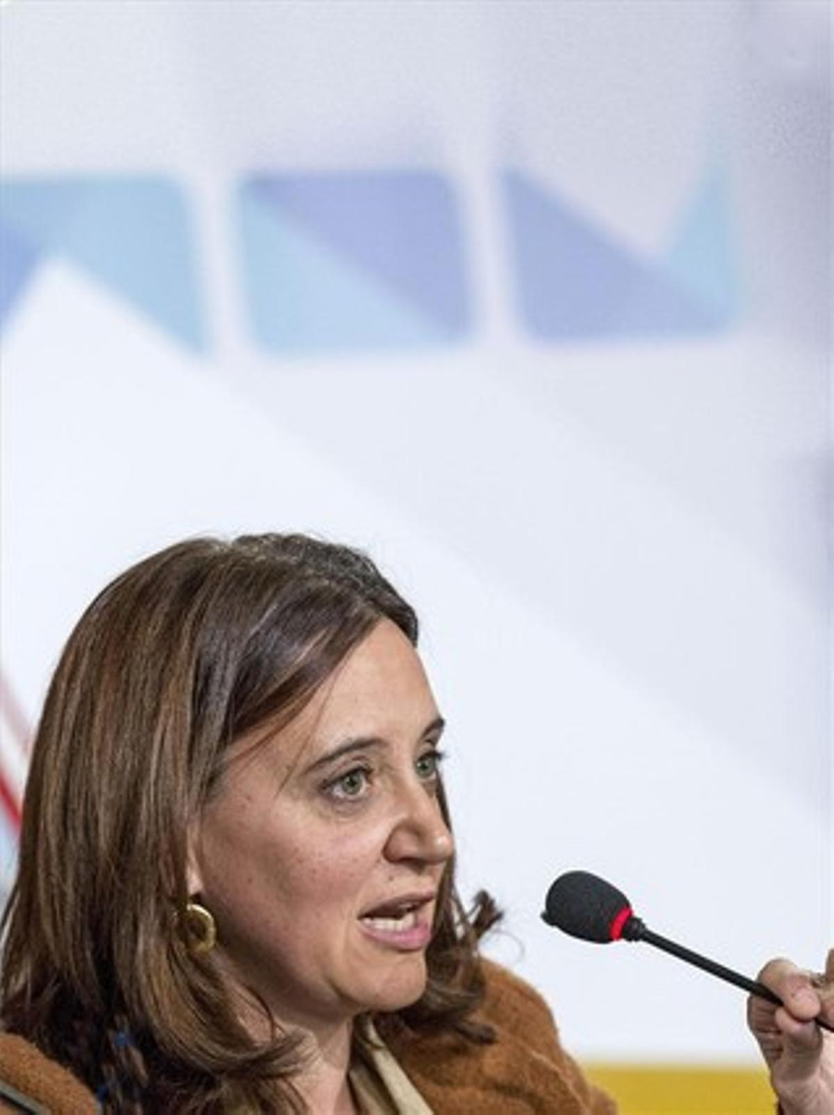 Rosa Vidal, directora general de la RTVV