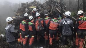 Mor en un accident d'helicòpter el cap de l'Exèrcit de Taiwan