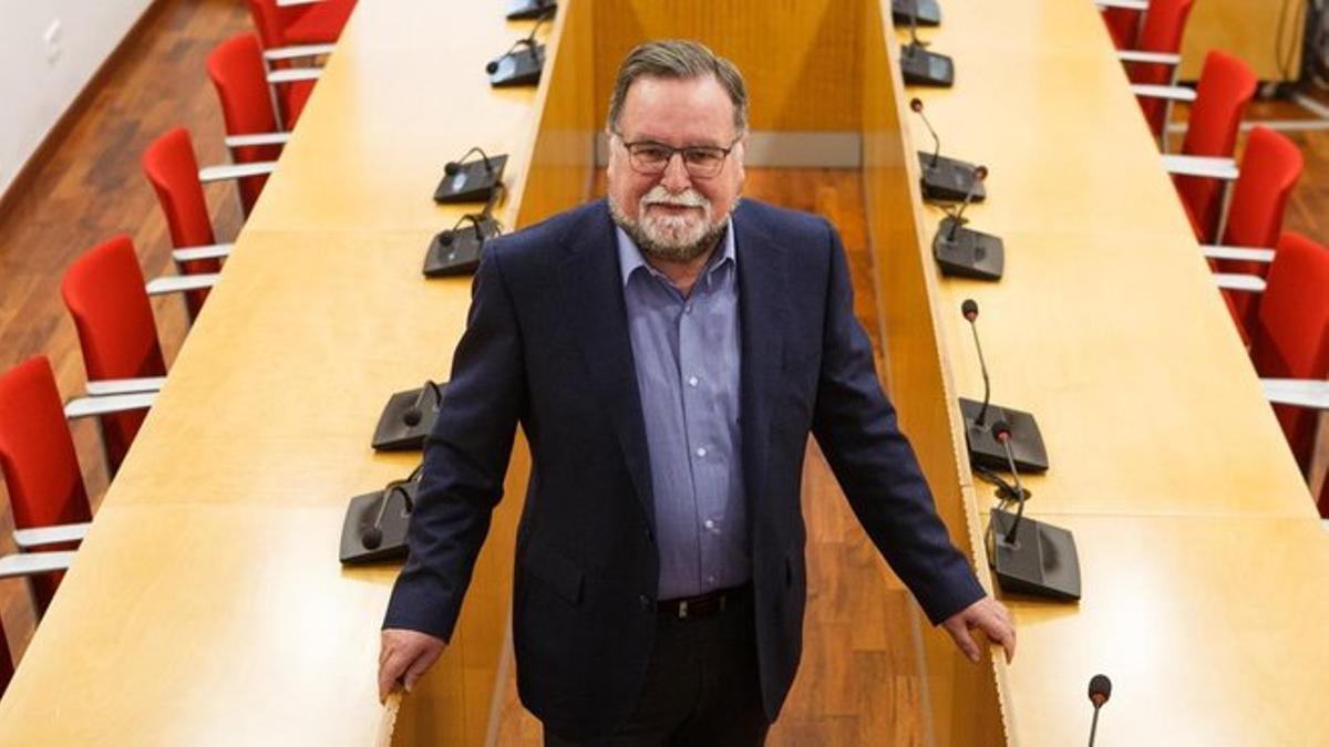 Entrevista a Francesc Juzgado, alcalde de Parets del Vallès.