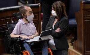 Podem xoca amb el PSOE per la renovació del CGPJ