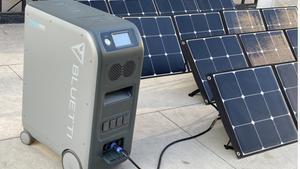 Bluetti llança una bateria solar mòbil amb 'app' per control remot