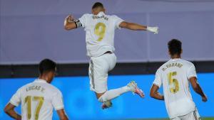 El Madrid va fent
